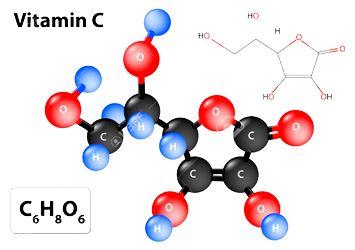 vit 51790288-vitamin-c-model-of-vitamin-c-molecule-vitamin-c-molecular-structure