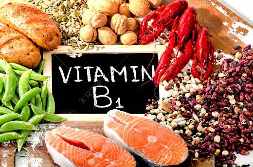 vit 66526085-foods-highest-in-vitamin-b1-thiamin-top-view